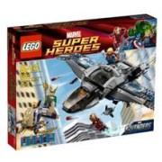 Jucarie Lego Super Heroes Quinjet Aerial Battle 6869
