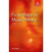 ABRSM Publishing First Steps In Music Theory