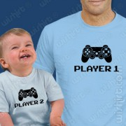 T-shirts Player - Bebé