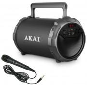 Boxa portabila Audio Akai ABTS-28, Bluetooth, USB, microSD