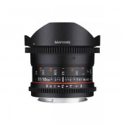 Obiectiv Samyang 12mm T3.1 VDSLR montura Micro Four Thirds