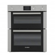 Bosch Serie 6 Classixx HBN13B251B Double Built Under Electric Oven - Stainless Steel