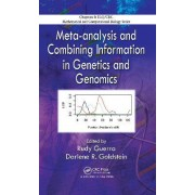Meta-analysis and Combining Information in Genetics and Genomics by Rudy Guerra