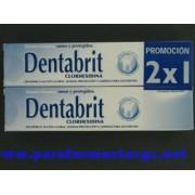 DENTABRIT CLORHEXIDINA 75 ML [BP] 240119 DENTABRIT CLORHEXIDINA - (75 ML )