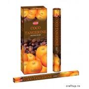 Bețișoare parfumate HEM - Coco Tangerine