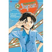 Yakitate!! Japan, Volume 25 by Takashi Hashiguchi