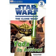 Star Wars: The Clone Wars Yoda in Action! by Heather Scott