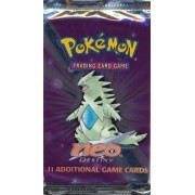 Pokemon Neo 4 Destiny American Trading Card Game Booster Pack [Toy]