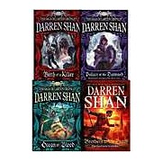 Darren Shan Series Collection The Saga of Larten Crepsley 4 Books Set
