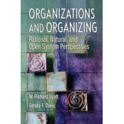 Organizations and Organizing by W. Richard Scott