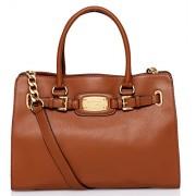 Michael Kors Hamilton Leather - Borsa da donna