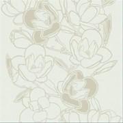 PVC тапети Алмапласт 'Магнолия' цвят злато