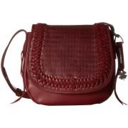 Lucky Brand Noah Saddle Bag Beet