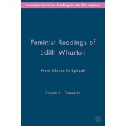 Feminist Readings of Edith Wharton by Dianne L. Chambers