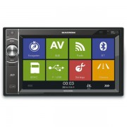 Multimedia player auto Macrom M-DL5000, Bluetooth, GPS, DVD, SD, USB