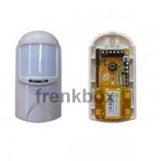 PIR Sensore volumetrico doppia tecnologia per centrali 433Mhz movimento e calore