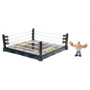 WWE Rumblers Flip-Out Ring Playset W/ John Cena