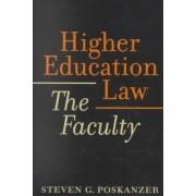 Higher Education Law by Steven G. Poskanzer