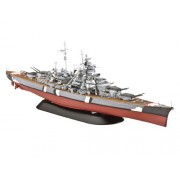 Revell 05098 - Battleship Bismarck in scala