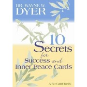10 Secrets for Success and Inner Peace Cards by Dr. Wayne W. Dyer