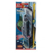 3D Sears Tower Puzzle 532pc by Wrebbit