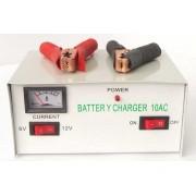 Зарядно устройство за акумулаторни батерии 6/12V 10A