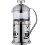 Infuzor din sticla pentru ceai sau cafea Renberg, Capacitate 600 ml