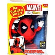 SDCC 2014 Marvel Exclusive Deadpool Mr. Potato Head Pop Taters