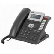 Telefone Terminal Voip IP TIP200 Intelbras Alimentação Poe Voip 2 Contas SIP HD Voice 4002000