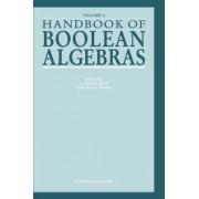 Handbook of Boolean Algebras by Gerard Meurant