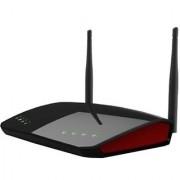 ZTE 300 Mbps Wireless N Router (Black)