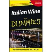 Italian Wine For Dummies by Mary Ewing-Mulligan