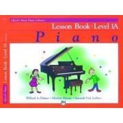 Alfred's Basic Piano Course: Lesson Book, Level 1A by Morton Manus