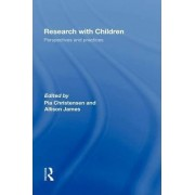 Research with Children by Pia Christensen