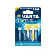 Elem AAA mikró LR03 1.5V Ip. 4903 Varta(bliszteres)