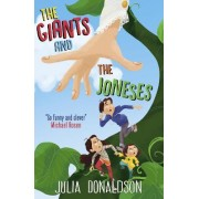 The Giants and the Joneses by Julia Donaldson
