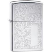 Zippo Classic Venetian High Polish Chrome Locking Carabiner(Silver)