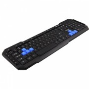 Tastatura Cu Fir Zalman ZM-K200M USB Negru