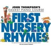 John Thompson's First Nursery Rhymes by Hal Leonard Publishing Corporation