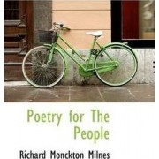 Poetry for the People by Richard Monckton Milnes