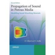 Propagation of Sound in Porous Media by Jean Allard