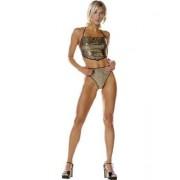 Lenjerie sexy - Top si Bikini S/M