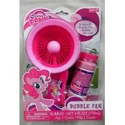My Little Pony Bubble Blower Fan Bubbles Maker