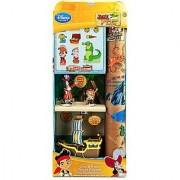 Disney Jake & the Never Land Pirates Deluxe Playset Jake & Hook Play Mat & Ship