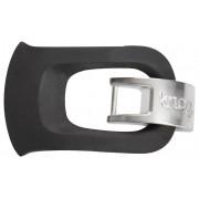 Knog Blinder Outdoor/Beam fietsverlichting kort zwart Fietsverlichting accessoires
