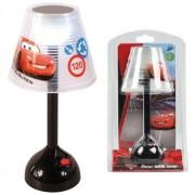 Verdák McQueen asztali szolár LED lámpa - Disney Cars