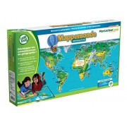 LEAPFROG Mappemonde interactive Tag (en francés)