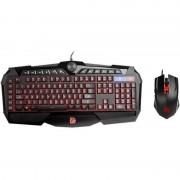 Kit tastatura si mouse Thermaltake Tt eSPORTS Challenger Prime RGB Combo