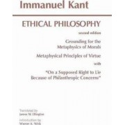 Ethical Philosophy by Immanuel Kant