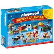 Playmobil 6624 - Natale Nella Fattoria: Calendario Dell'Avvento